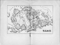 Karta Särö. Bild 10970b.
