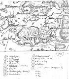 Karta Särö. Bild 11132.