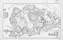 Karta Särö. Bild 11142.