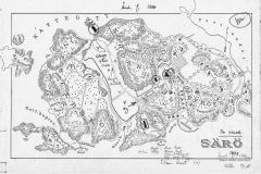 Karta Särö. Bild 11148.