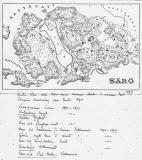 Karta Särö. Bild 11154.