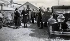 Gate Särö. Bild 3191a.