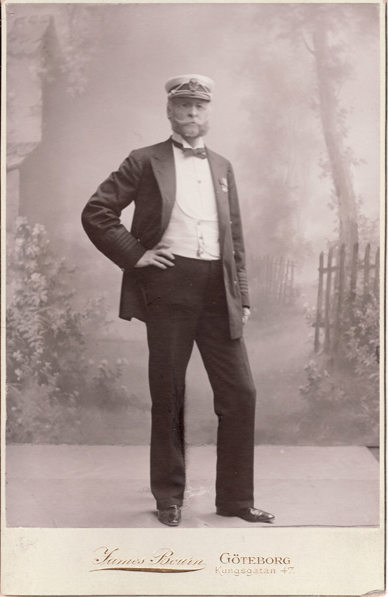 James Keiller sr. Särö. Bild 1020.