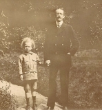 James Keiller med son Särö. Bild 30135.