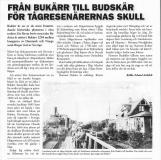 Bukärr vs Budskär. Bild 1971.
