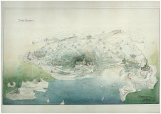 Karta Särö. Bild 11442.