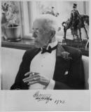 Gustaf V Särö. Bild 1031.