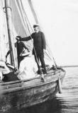 Gustaf V Särö. Bild 10924