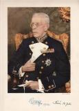 Gustaf V Särö. Bild 1107.