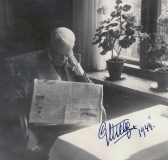 Gustaf V Särö. Bild 30058.