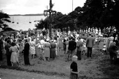 Midsommar Särö. Bild 2152