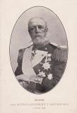 Oscar II porträtt. Bild 10902.