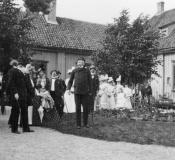Oscar II Särö. Bild 10950.