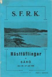Ridning Särö. Bild 1722.