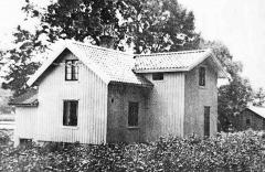 Anderssons villa Särö. Bild 10428.