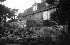 Broströms villa Särö. Bild 2643.