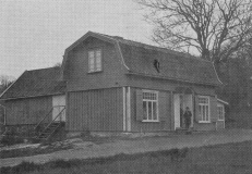 Gröna stugan Särö. Bild 11424.