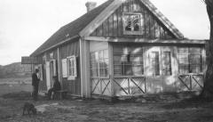 Gröna stugan Särö. Bild 11528.