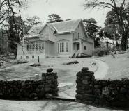 Lindenhof Särö. Bild 1975.