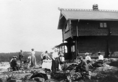 Nordlyset Särö. Bild 10909.