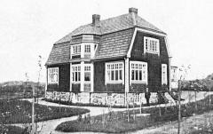 Solbergagården Särö. Bild 10616a.