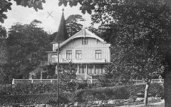 Solhem Särö. Bild 11568.