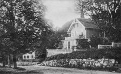 Solhem Särö. Bild 11571.
