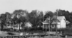 Strandhyddan Särö. Bild 10591.