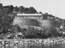 Stugan Särö. Bild 11437.