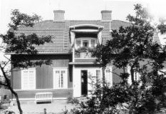 Talludden Särö. Bild 11567.