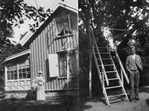 Werners Hvilan Särö. Bild 10593.
