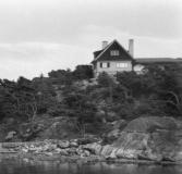 Widengrens villa Särö. Bild 40081.