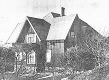 Wikensborg Särö. Bild 11059.
