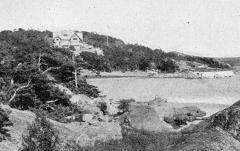 Wikensborg Särö. Bild 1234.