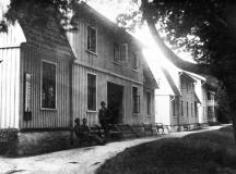 Paviljongerna Särö. Bild 10530.
