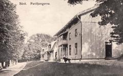 Paviljongerna Särö. Bild 10531.