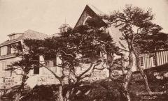 Säröhus. Bild 10452.