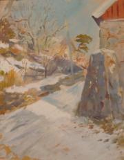 Ladugården i sten, Särö