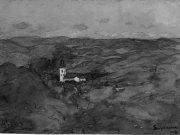Släps kyrka, Särö, 1900