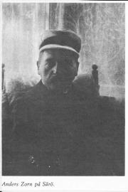 Anders Zorn på Särö