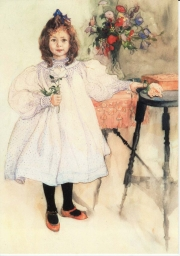 Porträtt av Gladys Heyman.