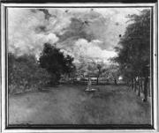 Oljemålning 1896, Georg och Hanna Pauli, Särö