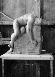 Skulptur av Gladys Heyman