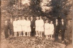 Konfirmation 21 juli 1928