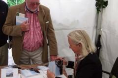 """Presentation av Ingrid Arensbergs nya bok """"Särö förr och nu"""", 2012"""
