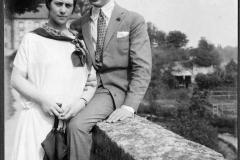 Gösta och Gladys Nystroem, Särö