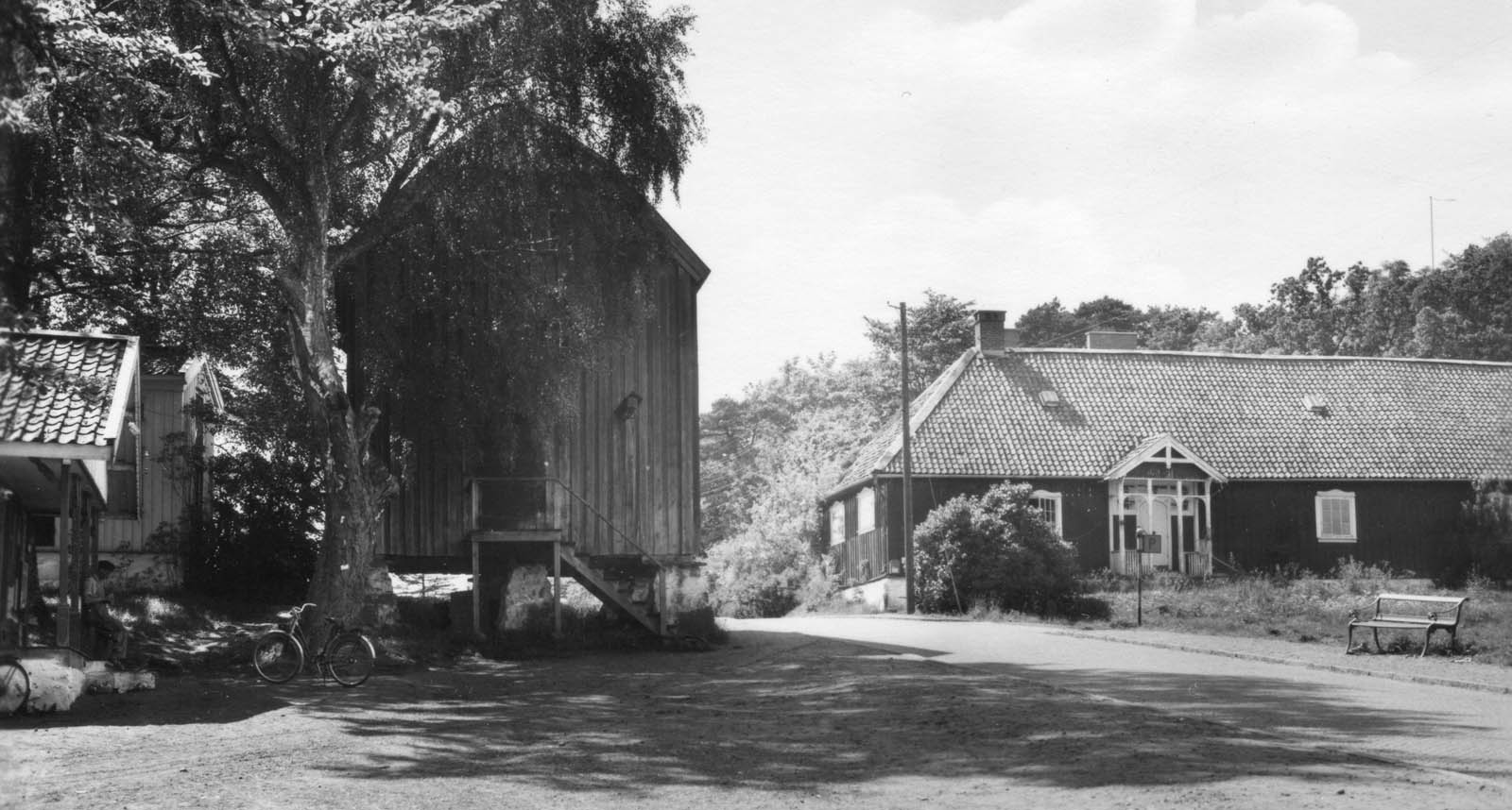 Stolpboden Särö. Bild 40198.