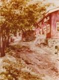 Mahognyvillan Särö. Bild 11737.