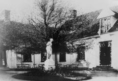 Säteriet Särö. Bild 11592.