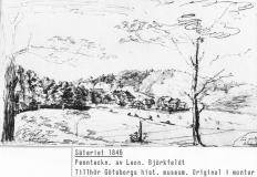 Säteriet Särö. Bild 11626.
